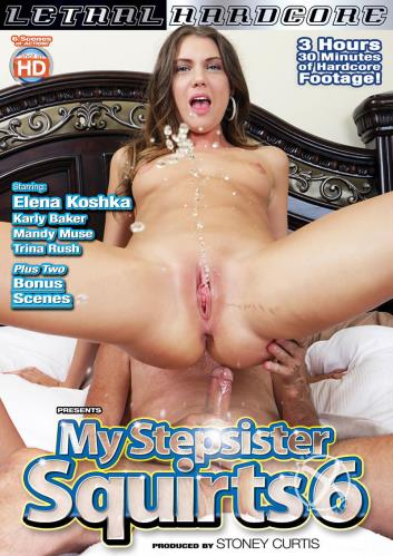 My Stepsister Squirts 6 (2016) WEBRip/HD