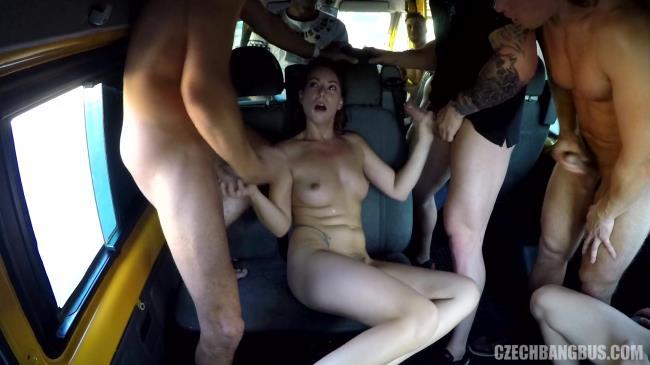 CzechBangbus: Amateurs - Czech Bangbus 4 (FullHD/2016)