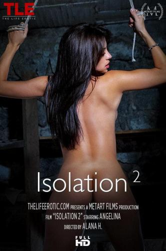 Th3L1f33r0t1c.com [Angelina - Isolation 2] FullHD, 1080p