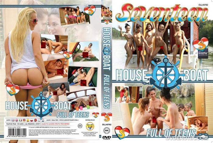 House Boat: Full Of Teens  [DVDRip 404p]