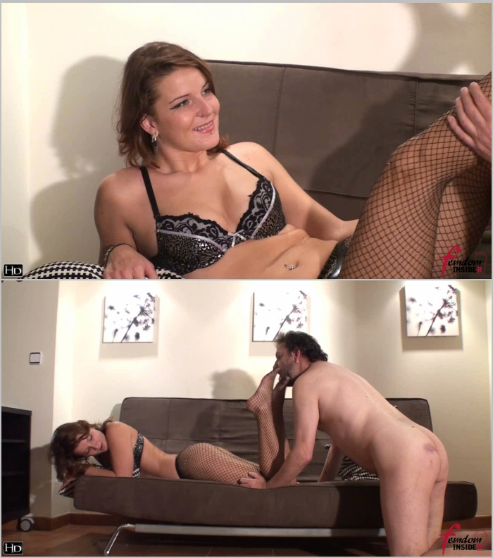 FemdomInsider: Mistress Nataly - Sweet Stockings  [HD 720] (120 MB)