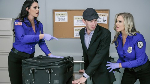 BigTitsAtWork/Brazzers - Alison Tyler, Julia Ann [Fluids on the Flight 2] (SD 480p)