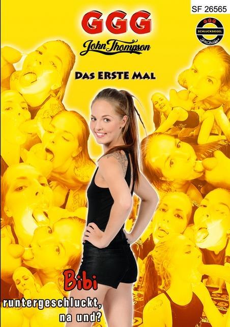 GGG: Bibi, Stella Star - Das Erste Mal - Bibi Runtergeschluckt, na Und / Bibi Swallowed, so what? (SD/2016)