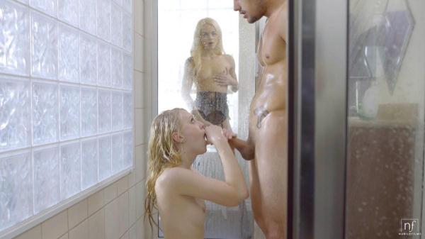 Elsa Jean, Lily Rader - Soaking Wet [SD 540p]
