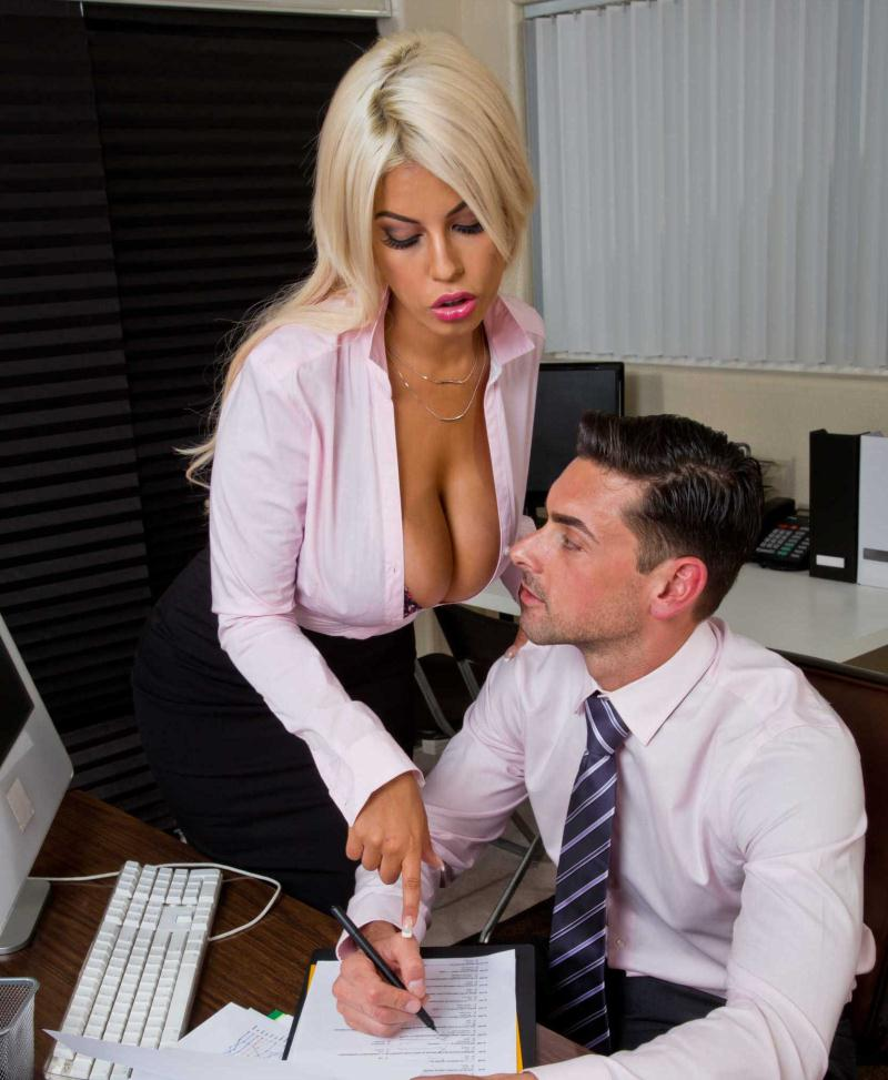 Bridgette B - Naughty Office  (2016/NaughtyOffice/Naughtyamerica/HD/720p)