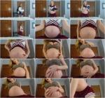 Pregnant Cheerleader Bribes Coach [FullHD, 1080p] [Clips4sale.com]