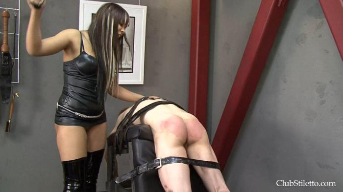 Mistress Roxy - Potty Mouth (ClubStiletto, Clips4sale) HD 720p