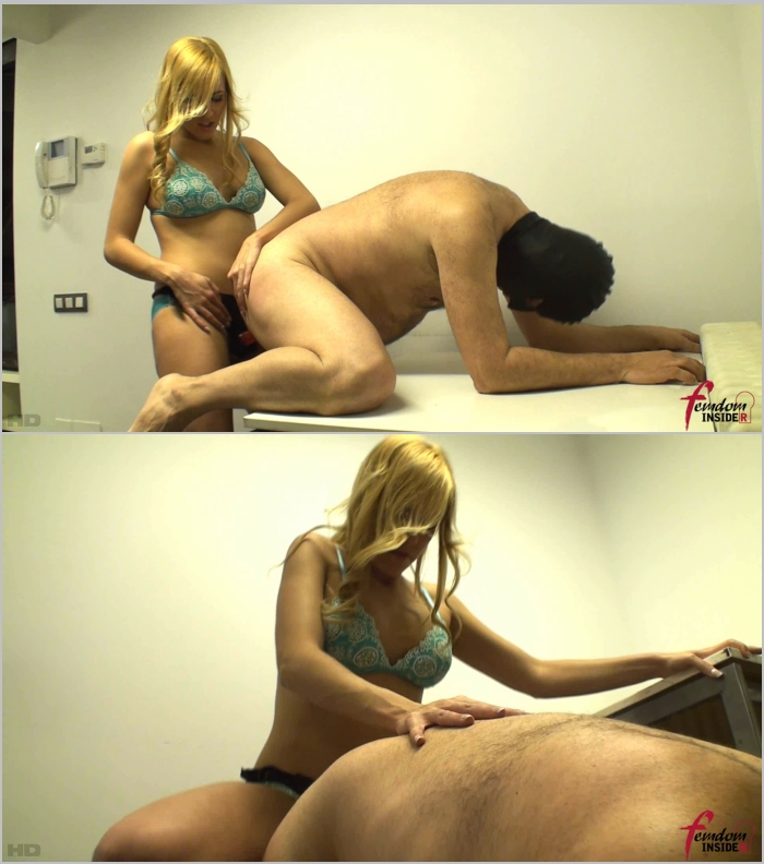 FemdomInsider: Miss Lesly - Jump On That Table And Spread Your Legs Cunt  [FullHD 1080]  (Femdom)