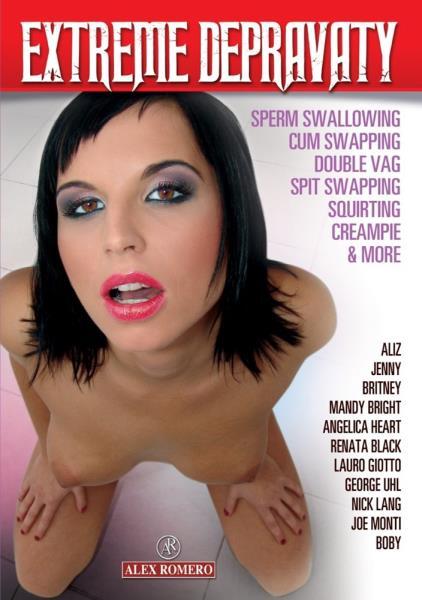 Aliz, Angelica Heart, Lauro Giotto, Mandy Bright, Renata Black - Extreme Depravaty (Alex Romero) [SD 360p]