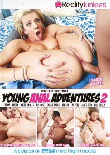 Young Anal Adventures 2 (2016) WEBRip/FullHD