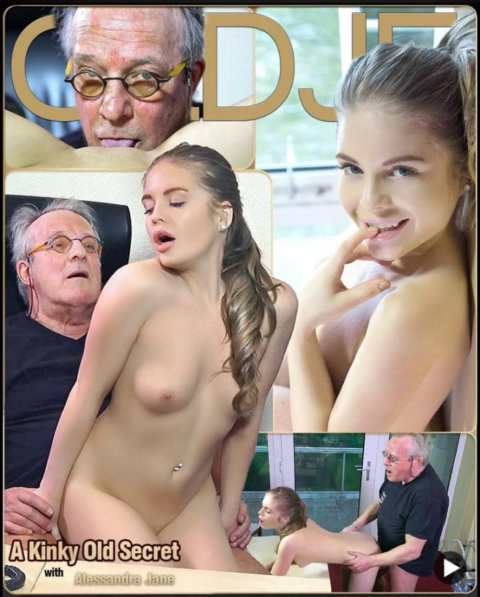 Oldje/ClassMedia: Alessandra Jane - A Kinky Old Secret  [FullHD 1080p]