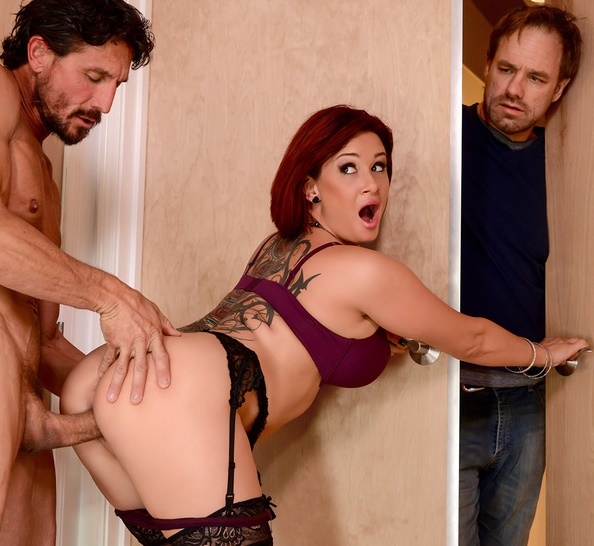RealWifeStories/Brazzers: Tory Lane - Reverse Psychology  [SD 480p]  (Big tit)