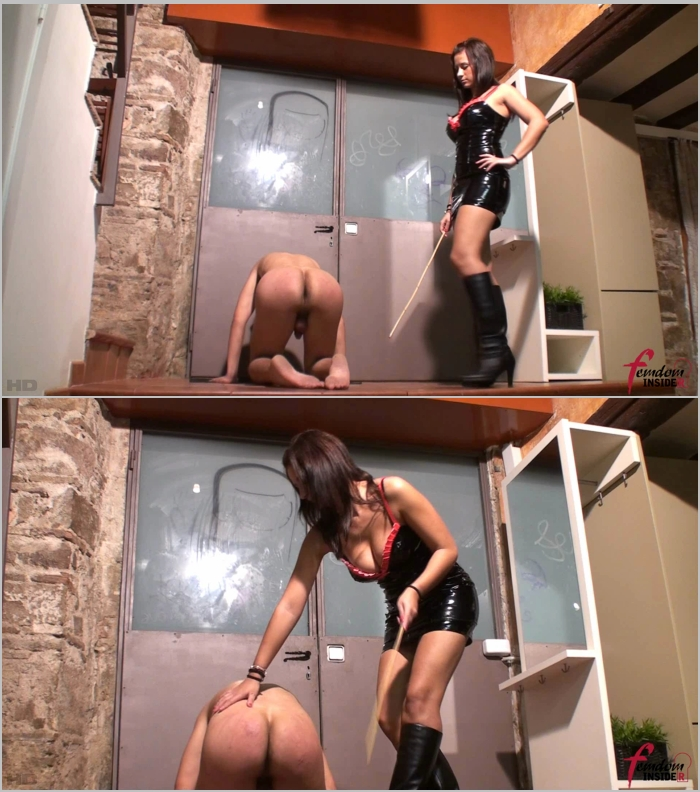 FemdomInsider: Miss Lal - Caning The Shit Out Of My Slave  [FullHD 1080] (213 MB)