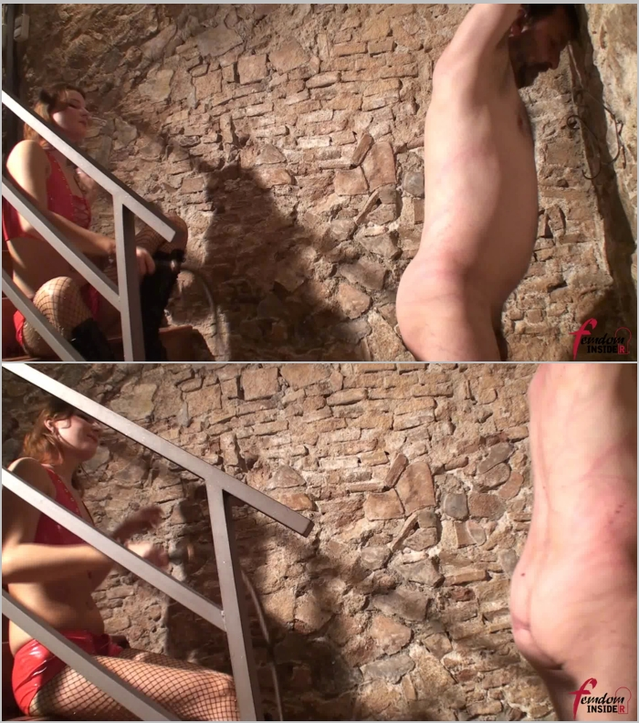FemdomInsider: Mistress Nataly - Stairway To Pain  [FullHD 1080] (245 MB)