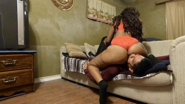 So you;ve been watching my videos: Godess Eva, Marly - Faceriding Delight Clips4sale 720p