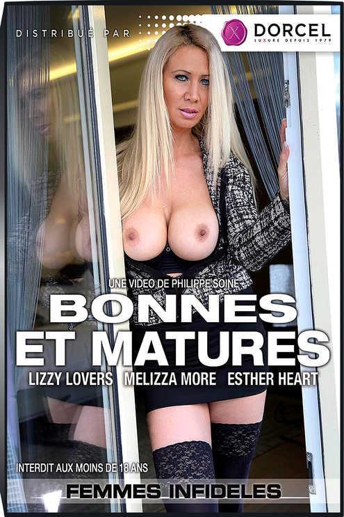 Dorcel: Esther Heart, Lizzy Lovers, Melizza More, Philippe Soine - Bonnes et Matures (HD/2016)