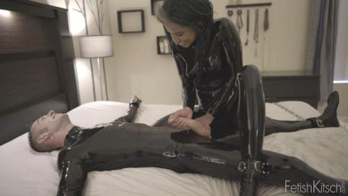 fetishkitsch.com [Gage Sin, Jessica Creepshow - Jessica & Gage Part 3] HD, 720p