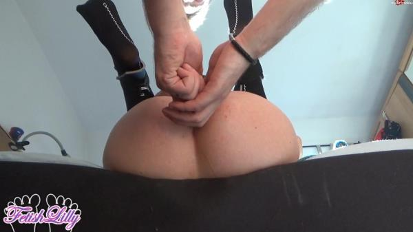MDH: FetishLilly - Analcreampie nach Hardcore Bananenpenetration (2016/FullHD)