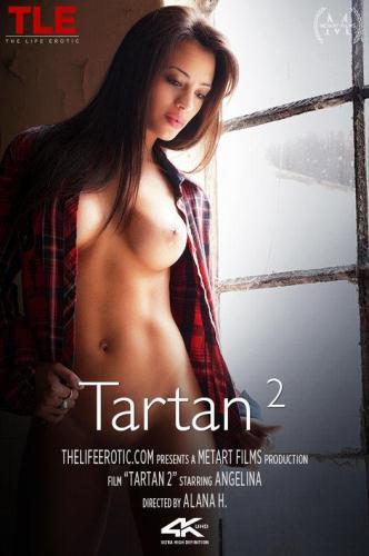 Th3L1f33r0t1c.com [Angelina - Tartan 2] FullHD, 1080p