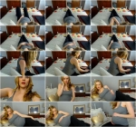 Cute Blonde Discovers She is Pregnant [FullHD, 1080p] [Clips4sale.com]