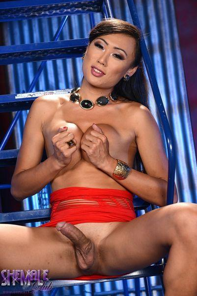 Shemale-Club: Venus Lux - Solo (HD/2016)