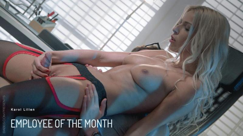 OfficeObsession.com / Babes.com: Karol Lilien - Employee Of The Month [FullHD] (1.59 GB)