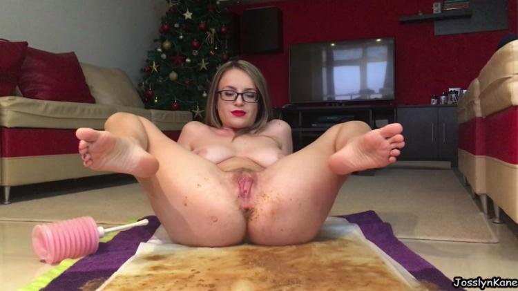 Multiple enemas - Extreme Shitting / 18 Dec 2016 [Scat Fboom / FullHD]
