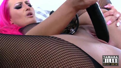 TamaraMilano - Fotzensprengung vor Userdate - Pussy Tnt - Boom (Tamara Milano MyDirtyHobby) [FullHD 1080p]
