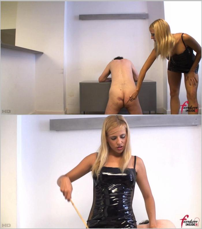 FemdomInsider: Miss Lesly - Marking My Fat Slave For Good  [FullHD 1080]  (Femdom)