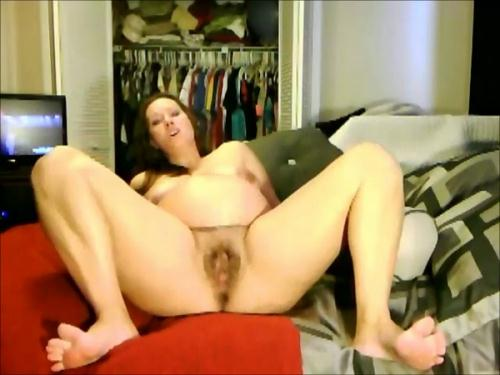 Clips4sale.com [Kristen Cameron - Preggo MILF Fake Labor - Part 1] SD, 480p