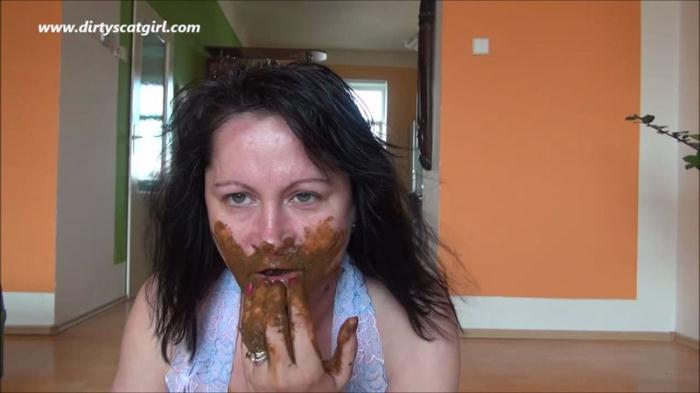 DIRTYSCATGIRL - Extreme Scat - Part 20 (Scat Porn) HD 720p