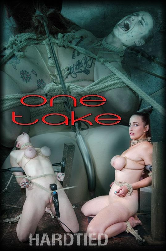 (Bondage / MP4) Bella Rossi - One Take HardTied.com - HD 720p