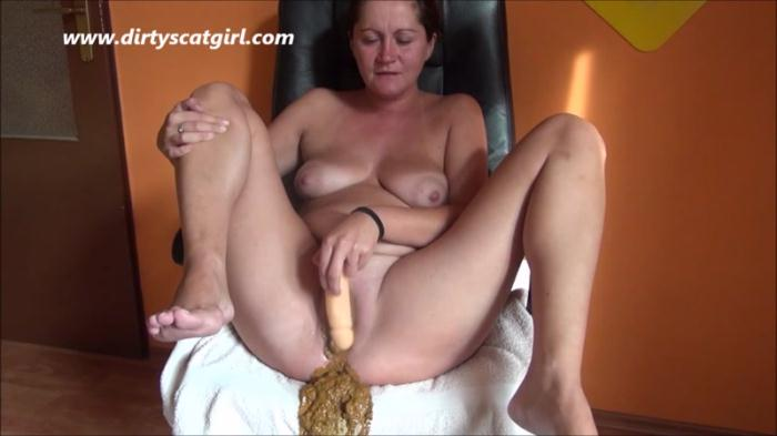 Scat - DIRTYSCATGIRL - Extreme Scat - Part 15 [HD, 720p]