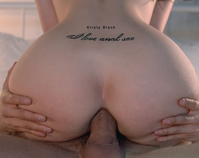 ElegantAnal/Babes: Kristy Black - I Love Anal Sex  [SD 480p]  (Anal)