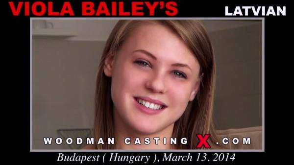 Casting X 150 * Updated *: Viola Bailey - WoodmanCastingX 480p