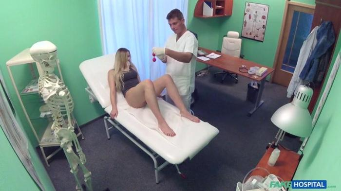 FakeHospital.com / FakeHub.com - Katy Pearl - Sexual Surprise in Patient's Pussy [SD, 480p]