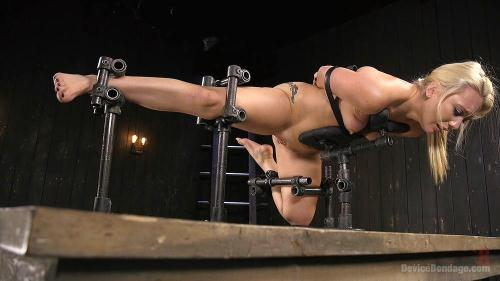 AJ Applegate - Of the Body and Mind [HD, 720p] [DeviceBondage.com / Kink.com]