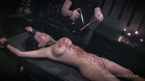 Veronica Gets Waxedl [HD, 720p] [KenMarkus.com]