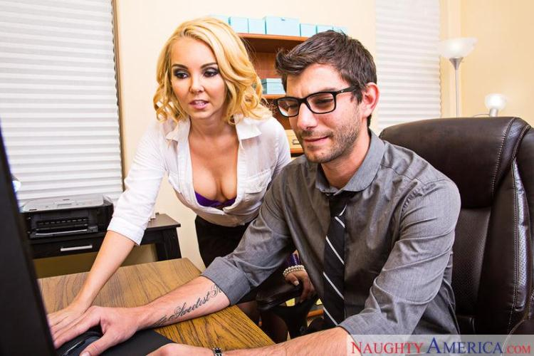Aaliyah Love - Sex in Office / 11 Jan 2017 [NaughtyAmerica / SD]