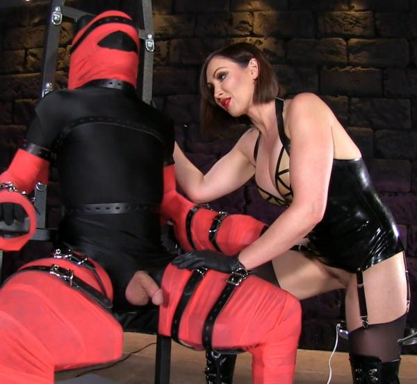 Yasmin Scott - Bondage Play Toy  (FemdomEmpire/FullHD/1080p/1.16 GiB) from Rapidgator