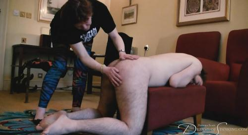 Spanked and Teased [FullHD, 1080p] [Dreamsofspanking.com]