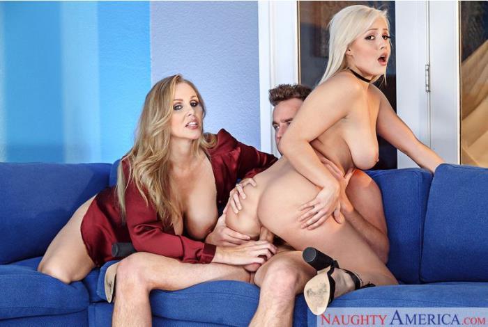 NaughtyAmerica: Julia Ann, Kylie Page - Naughty  [SD 480p]  (Big tit)