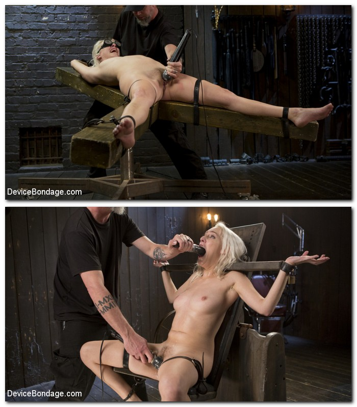 DeviceBondage/Kink: Cadence Lux - The New Bitch  [HD 720p]  (BDSM)