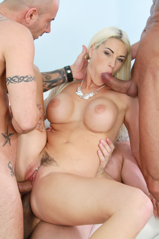 Angel Rivas Double Anal