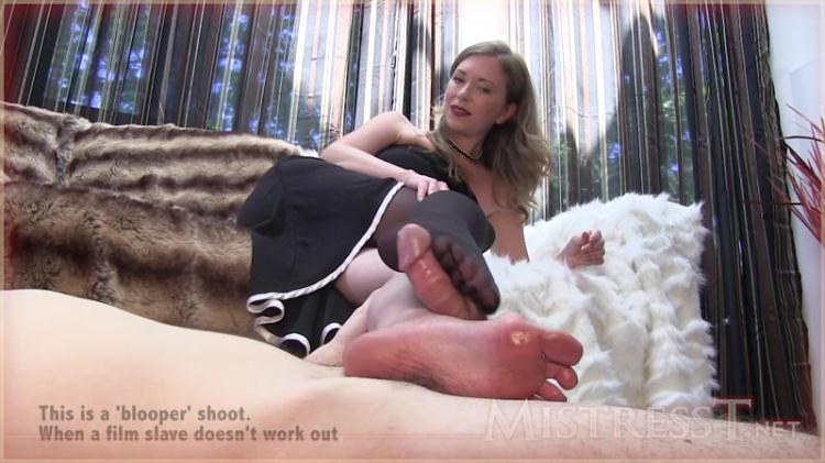 Mistress T - Blooper Shoot Full Length [HD / MistressT]