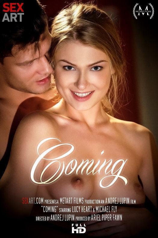 Lucy Heart - Coming - SexArt.com / MetArt.com (FullHD, 1080p)