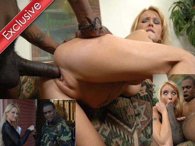 Barbie from indiana gets banged by a big black man 3