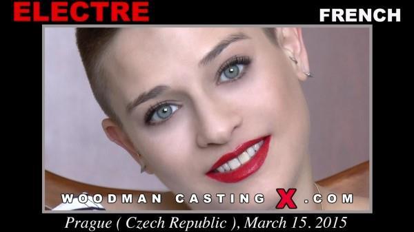 Electre - Casting X 142 * Updated * [WoodmanCastingX | 480p]