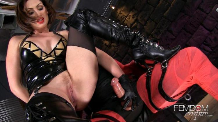 Bondage Play Toy / 11 Jan 2017 [FemdomEmpire / FullHD]