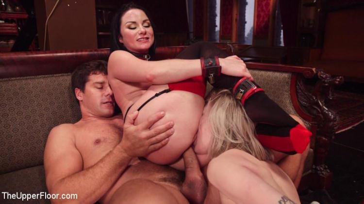 Submissive Secretary Anal Trained By Jealous Wife / Ramon Nomar, Anna Tyler, Veruca James / 28 Jan 2017 [TheUpperFloor / HD]